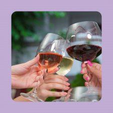 Paint and Sip| Virtual Team Building| Wine Tasting |Mishkalo