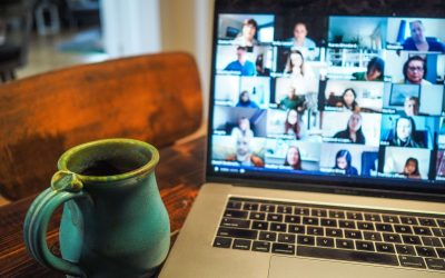 Breaking the Negative Stigma with Virtual Zoom Events