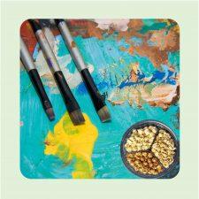 Gourmet Popcorn  Wine Tasting  Paint & Sip