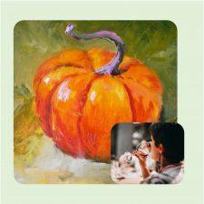 Wine Tasting | Cabernet | Pumpkin painting