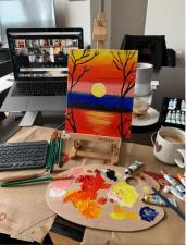 Art Experiences | Team Building activity | Mishkalo