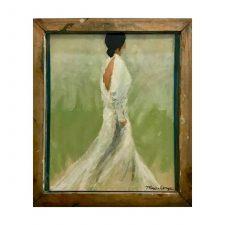 Silk Charmeuse | Unusual wedding gift idea | Bridal Registry for Art