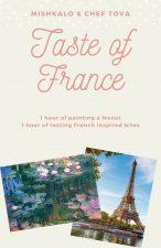 Taste of France | Chef Tova | TeamBuilding | Mishkalo