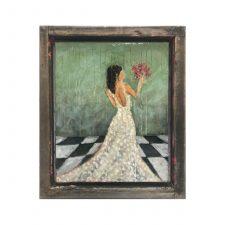 Throw It Away | Classy bridal present | Bridal Registry for Art