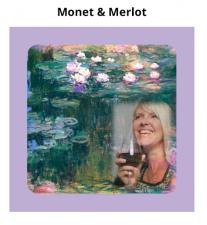 Wine tasting | Merlot| Paint and  Sips| Mishkalo